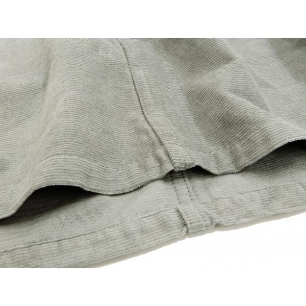スタイルアイズ コーデュロイスポーツシャツ TRIBE MOTIFS ネイティブ柄 東洋エンタープライズ 長袖シャツ SE27989 グレー 新品|rodeomatubara|09