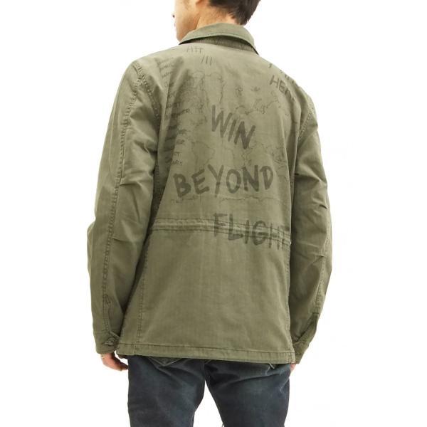アルファ インダストリーズ M-51 フィールドコート ALPHA ミリタリージャケット TA0626 陸戦用ジャケット 新品|rodeomatubara|13