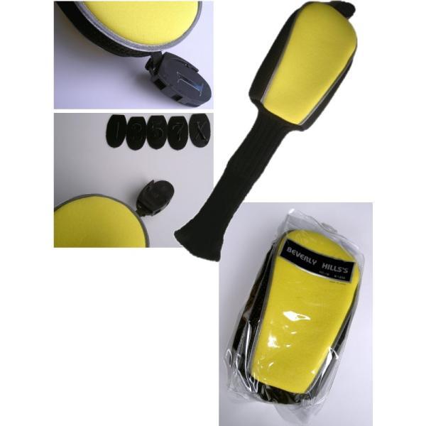 特価 無印  420cc対応 ゴルフ ヘッドカバー メール便可|romanbag|02