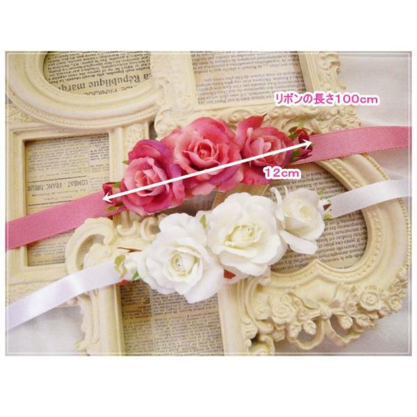 チョーカーチョーカー/ウエディングブーケ/チョーカー/ウエディング新郎チョーカー 可愛いチョーカー 誕生日 プレゼント 女性 花束 ホワイト ピンク