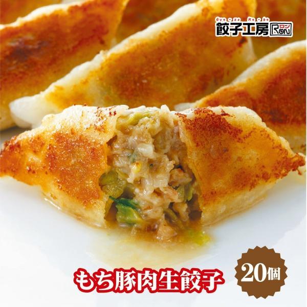 餃子 取り寄せ マツコの知らない世界に当店が紹介されました もち豚肉生餃子 冷凍 餃子工房ロン みまつ食品