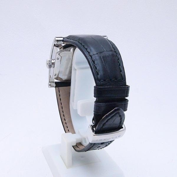 ブルガリ BVLGARI レディース腕時計 ブルガリ アショーマ AA39S SS/革 ブルーグレー文字盤 中古 新入荷 おすすめ 新着|ronde|03