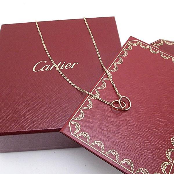 カルティエ Cartier ネックレスペンダント ベビーラブネックレス EH5738 K18PG(ピンクゴールド) ピンクゴールド 未使用品|ronde|06