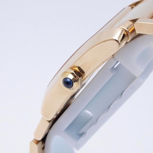 カルティエ Cartier レディース腕時計 タンクフランセーズMM K18YG 白文字盤 中古 新入荷 おすすめ 新着|ronde|05