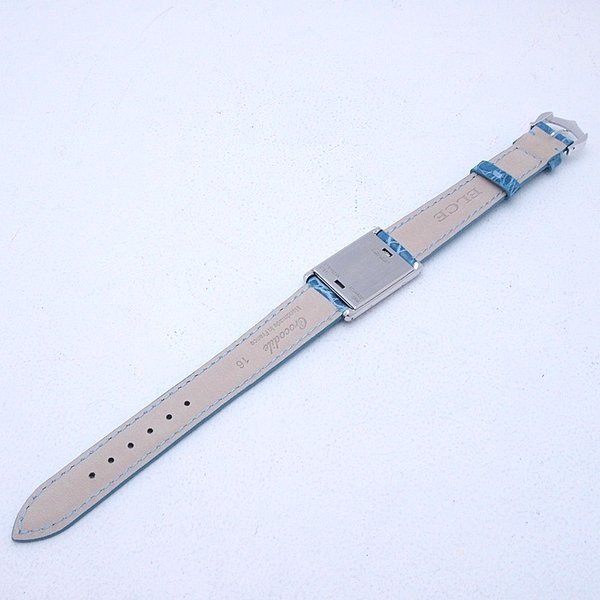 カルティエ Cartier レディース腕時計 タンク・バスキュラント SS/革 アイボリー文字盤 中古 新入荷 おすすめ|ronde|03