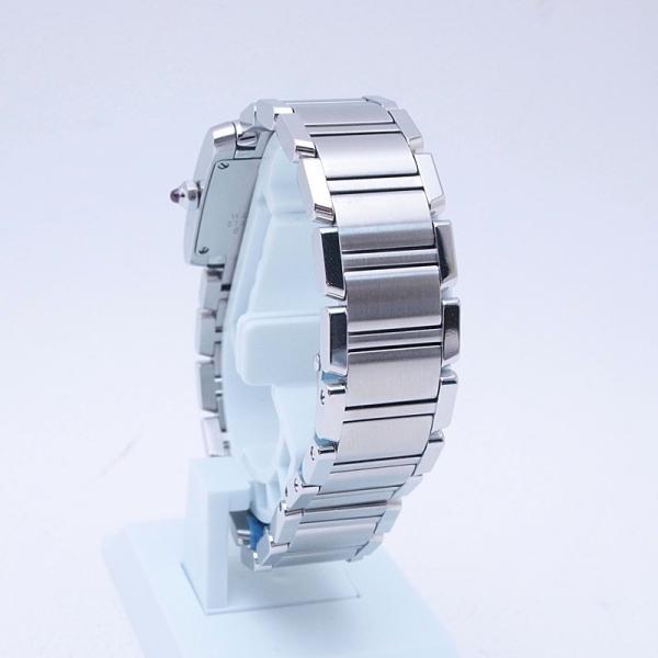 カルティエ Cartier レディース腕時計 タンクフランセーズSM SS(ステンレス) シルバー文字盤 中古 新入荷 おすすめ 新着|ronde|03