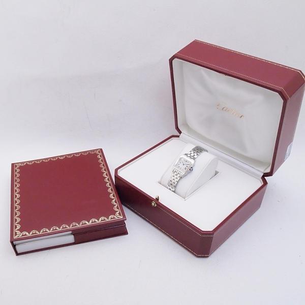 カルティエ Cartier レディース腕時計 サントス ドゥモワゼル SS(ステンレス) アイボリー文字盤 中古 新入荷 おすすめ CA0364|ronde|06
