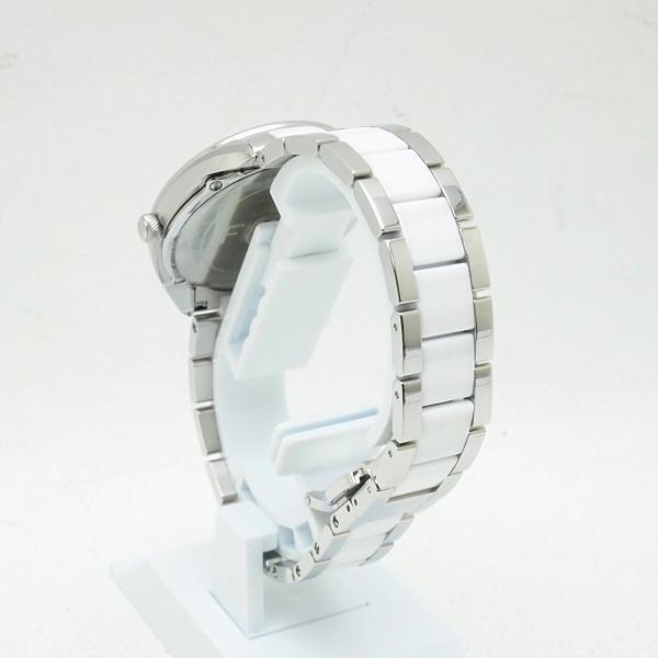 フェンディ レディース腕時計 バグズモンスター 003-21000M-819 SS/ダイヤ オレンジ文字盤 中古 新入荷 おすすめ OW0197 新着|ronde|03