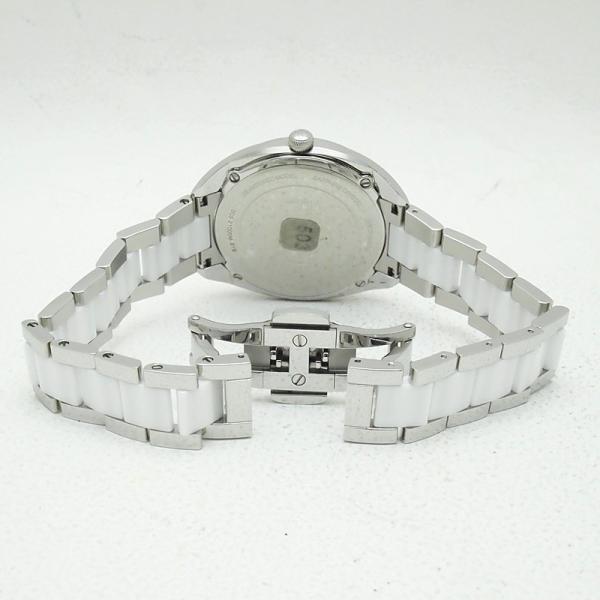 フェンディ レディース腕時計 バグズモンスター 003-21000M-819 SS/ダイヤ オレンジ文字盤 中古 新入荷 おすすめ OW0197 新着|ronde|04
