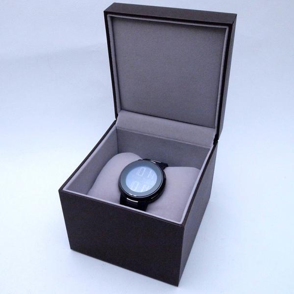グッチ GUCCI メンズ腕時計 Iグッチ SS/ラバー 黒文字盤 中古 新入荷 おすすめ|ronde|06