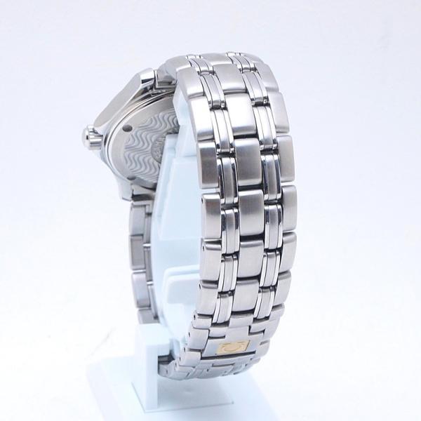 オメガ OMEGA メンズ腕時計 シーマスター120 SS シルバー文字盤 中古 新入荷 おすすめ ronde 03