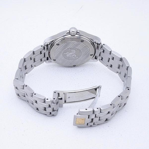 オメガ OMEGA メンズ腕時計 シーマスター120 SS シルバー文字盤 中古 新入荷 おすすめ ronde 04