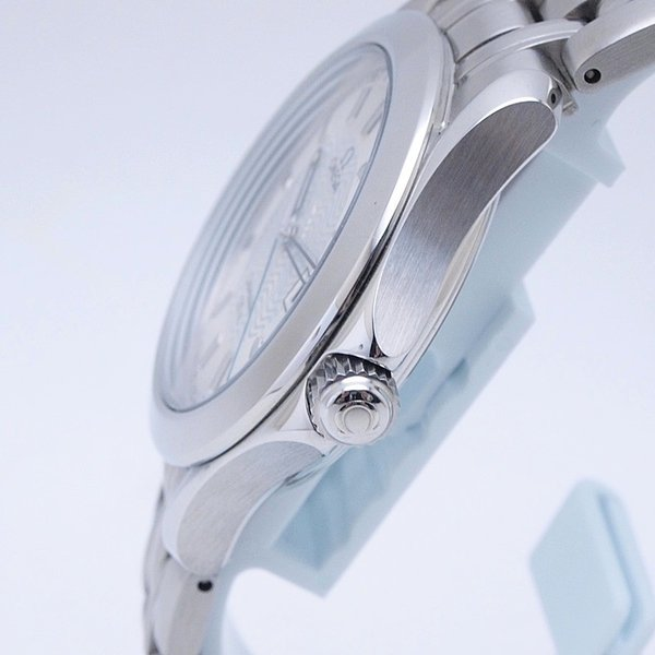 オメガ OMEGA メンズ腕時計 シーマスター120 SS シルバー文字盤 中古 新入荷 おすすめ ronde 05
