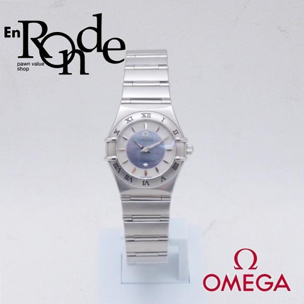 オメガ OMEGA レディース腕時計 コンステレーションミニ 1562-84 SS(ステンレス) シェル文字盤 中古 新入荷 おすすめ OW0190 新着|ronde