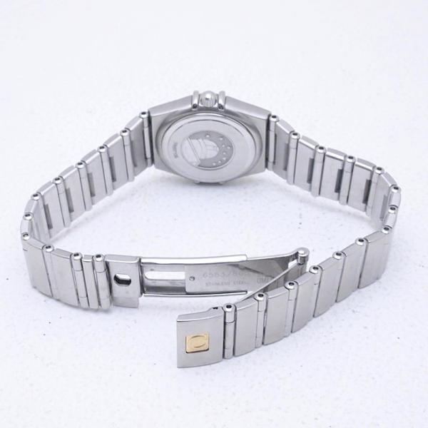 オメガ OMEGA レディース腕時計 コンステレーションミニ 1562-84 SS(ステンレス) シェル文字盤 中古 新入荷 おすすめ OW0190 新着|ronde|04