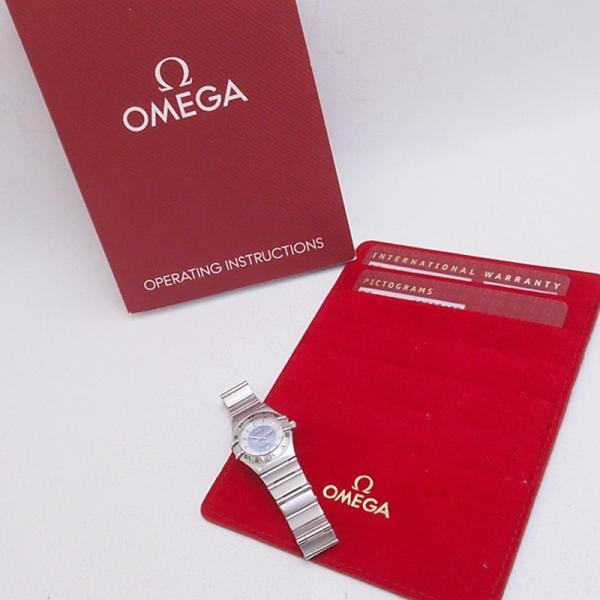 オメガ OMEGA レディース腕時計 コンステレーションミニ 1562-84 SS(ステンレス) シェル文字盤 中古 新入荷 おすすめ OW0190 新着|ronde|06