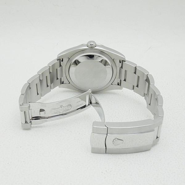 ロレックス ROLEX メンズ腕時計 デイトジャスト ターノグラフ 116264 SS(ステンレス) ホワイト文字盤 中古 新入荷 おすすめ RO0170 新着 ronde 04