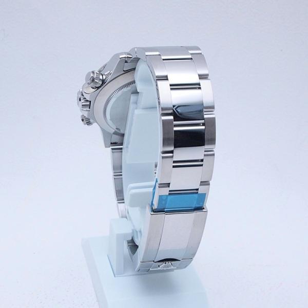 ロレックス ROLEX メンズ腕時計 デイトナ 116520 SS(ステンレス) ブラック文字盤 中古 新入荷 おすすめ|ronde|03