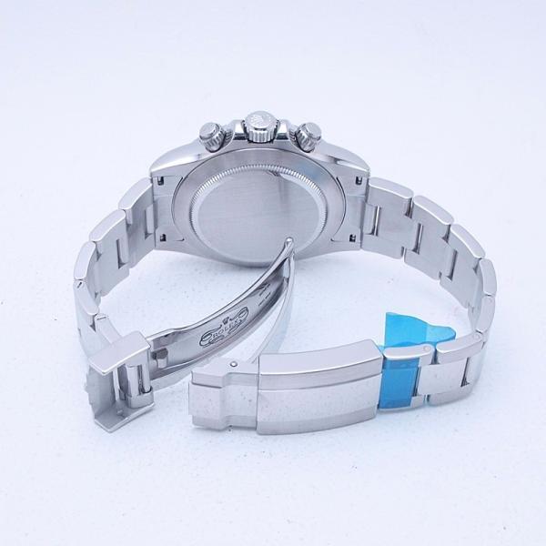 ロレックス ROLEX メンズ腕時計 デイトナ 116520 SS(ステンレス) ブラック文字盤 中古 新入荷 おすすめ|ronde|04