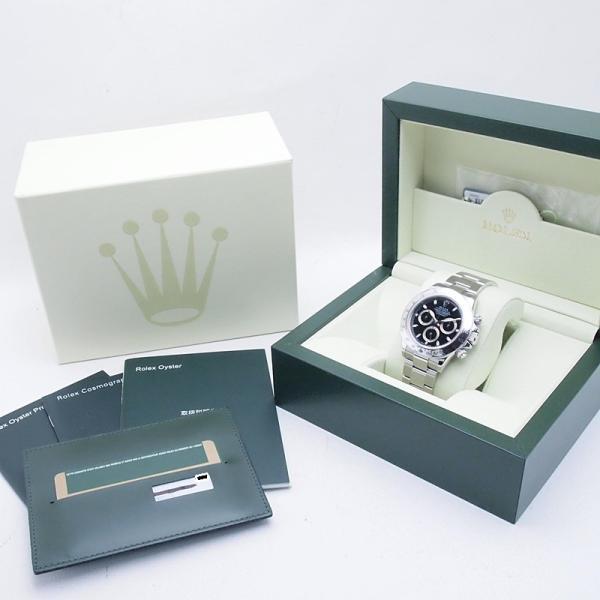 ロレックス ROLEX メンズ腕時計 デイトナ 116520 SS(ステンレス) ブラック文字盤 中古 新入荷 おすすめ RO0172 新着|ronde|06