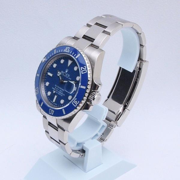 ロレックス ROLEX メンズ腕時計 サブマリーナ 116619LB K18WG ブルー文字盤 中古 新入荷 おすすめ|ronde|02