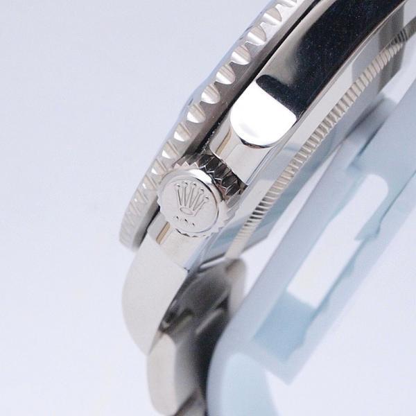 ロレックス ROLEX メンズ腕時計 サブマリーナ 116619LB K18WG ブルー文字盤 中古 新入荷 おすすめ|ronde|04