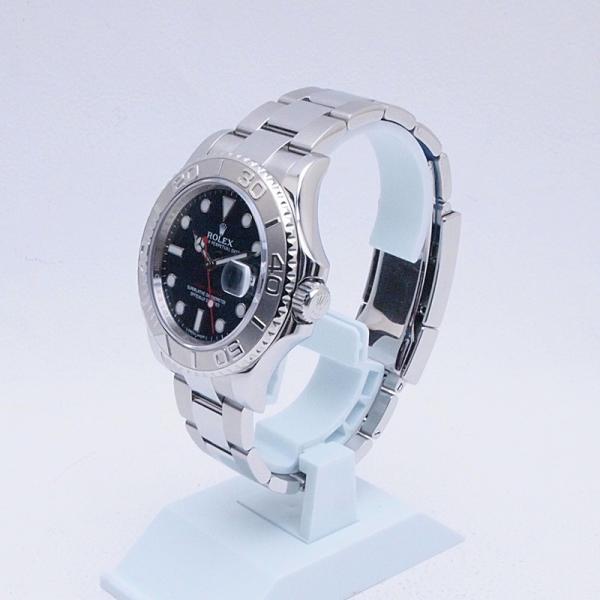 ロレックス ROLEX メンズ腕時計 ヨットマスター 116622 SS/Pt ブルー文字盤 中古 新入荷 新着|ronde|02