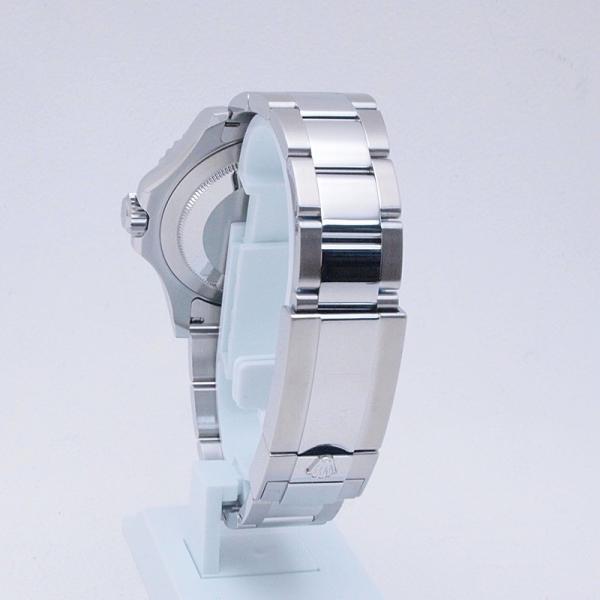 ロレックス ROLEX メンズ腕時計 ヨットマスター 116622 SS/Pt ブルー文字盤 中古 新入荷 新着|ronde|03