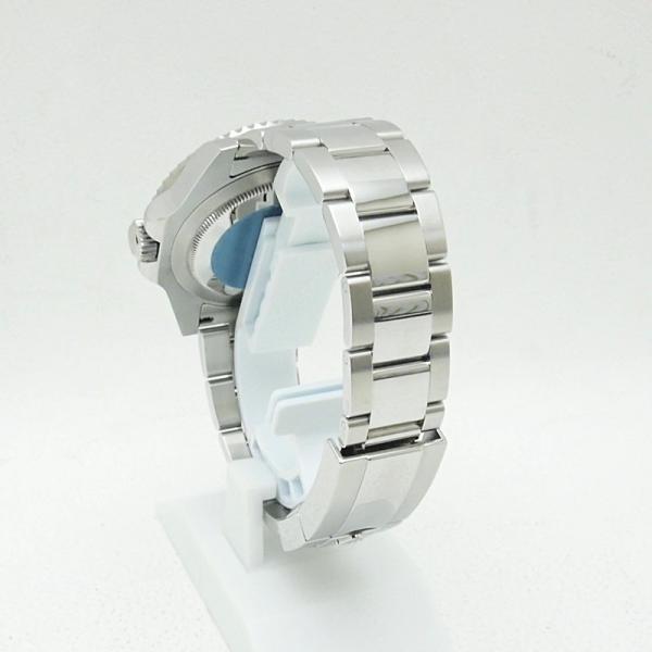 ロレックス ROLEX メンズ腕時計 GMTマスターII 116710LN SS(ステンレス) ブラック文字盤 中古 新入荷 おすすめ RO0157|ronde|03