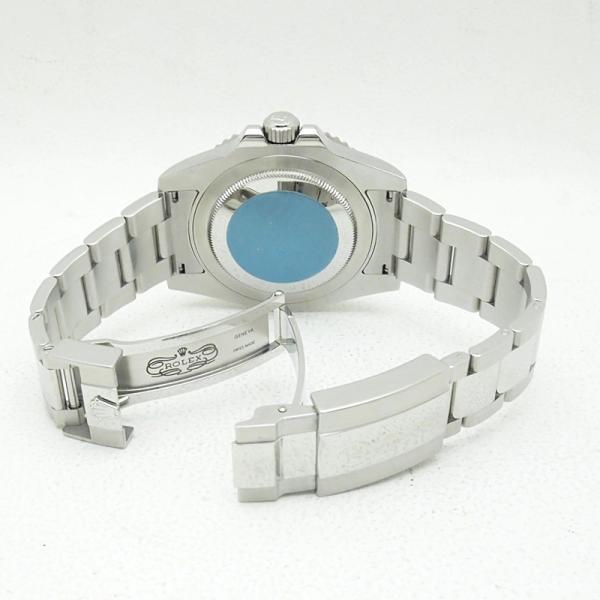 ロレックス ROLEX メンズ腕時計 GMTマスターII 116710LN SS(ステンレス) ブラック文字盤 中古 新入荷 おすすめ RO0157|ronde|04