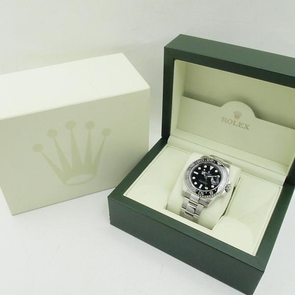 ロレックス ROLEX メンズ腕時計 GMTマスターII 116710LN SS(ステンレス) ブラック文字盤 中古 新入荷 おすすめ RO0157|ronde|06