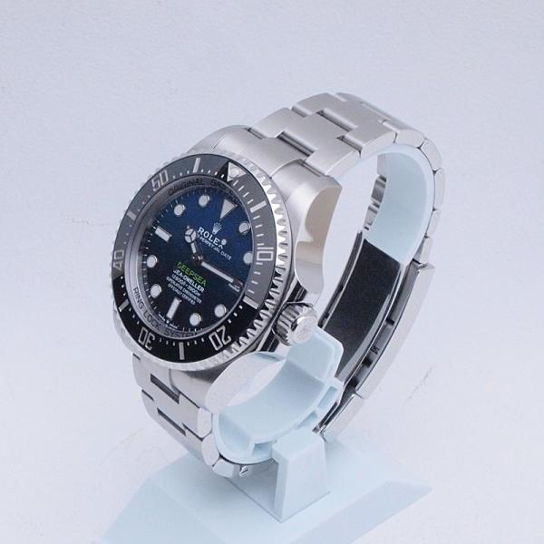 ロレックス ROLEX メンズ腕時計 シードウェラー ディープシー Dブルー 126660 SS(ステンレス) ブルー文字盤 中古 新入荷 おすすめ|ronde|02
