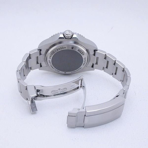 ロレックス ROLEX メンズ腕時計 シードウェラー ディープシー Dブルー 126660 SS(ステンレス) ブルー文字盤 中古 新入荷 おすすめ|ronde|04
