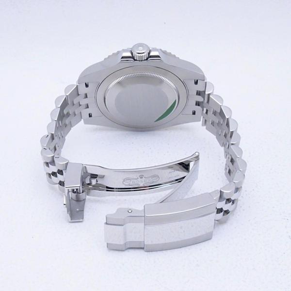 ロレックス ROLEX メンズ腕時計 GMTマスターII ジュビリーブレスレット 126710BLNR SS ブラック文字盤 新品同様 新入荷 おすすめ 新着|ronde|04
