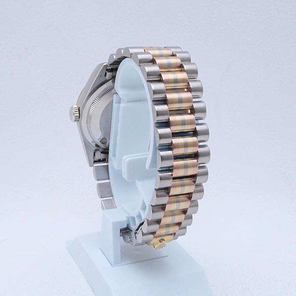 ロレックス ROLEX メンズ腕時計 デイデイト 18239ABIC K18WG/YG/PG シャンパン文字盤 中古 新入荷 おすすめ|ronde|03