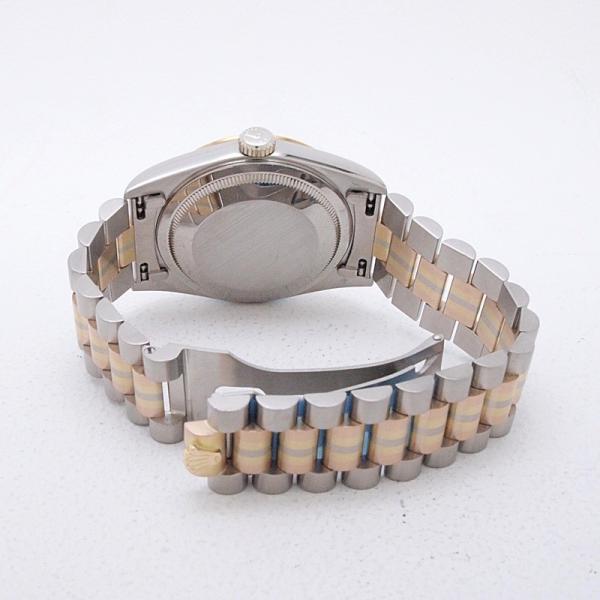 ロレックス ROLEX メンズ腕時計 デイデイト 18239ABIC K18WG/YG/PG シャンパン文字盤 中古 新入荷 おすすめ|ronde|04
