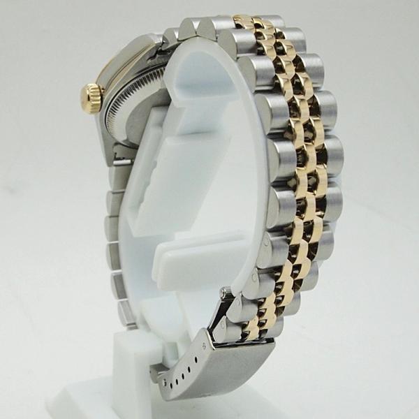 ロレックス ROLEX レディース腕時計 デイトジャスト 69173G SS(ステンレス)/YG ダイヤ ブル−グラデーション文字盤 中古 新入荷 おすすめ ronde 03