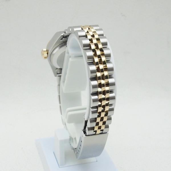 ロレックス ROLEX レディース腕時計 デイトジャスト 79173G SS/YG/10PD ブルーグラデーション文字盤 中古 新入荷 おすすめ RO0156|ronde|03