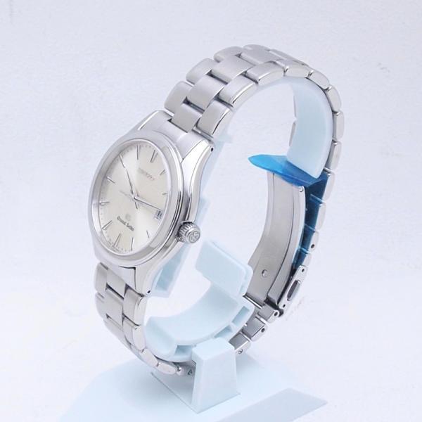 セイコー メンズ腕時計 グランドセイコー 9F62-0A10 SS(ステンレス) シルバー文字盤 中古 新入荷 おすすめ OW0183|ronde|02