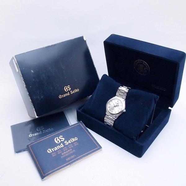 セイコー メンズ腕時計 グランドセイコー 9F62-0A10 SS(ステンレス) シルバー文字盤 中古 新入荷 おすすめ OW0183|ronde|06