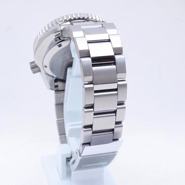 セイコー メンズ腕時計 プロスペックスGMT SBDB033 Ti(チタン) シルバー文字盤 中古 新入荷 おすすめ OW0188 新着 ronde 03