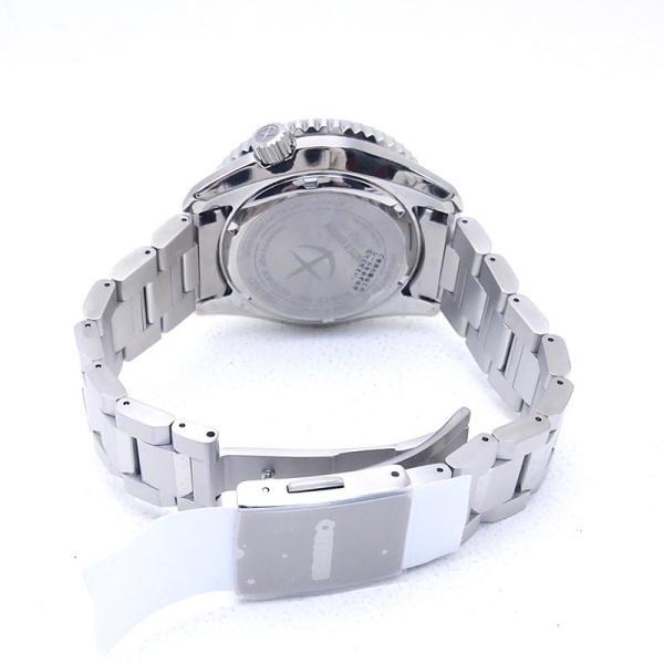 セイコー メンズ腕時計 プロスペックスGMT SBDB033 Ti(チタン) シルバー文字盤 中古 新入荷 おすすめ OW0188 新着 ronde 04