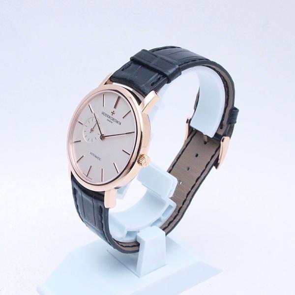ヴァシュロンコンスタンタン  メンズ腕時計 パトリモニークラシック 87170/000R PG/革 ホワイト文字盤 中古 新入荷 おすすめ 新着|ronde|02