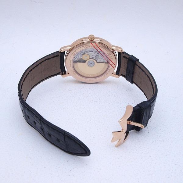 ヴァシュロンコンスタンタン  メンズ腕時計 パトリモニークラシック 87170/000R PG/革 ホワイト文字盤 中古 新入荷 おすすめ 新着|ronde|04