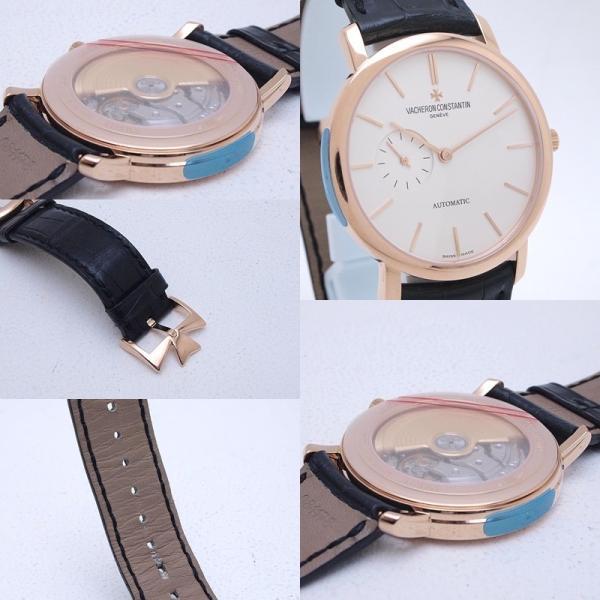 ヴァシュロンコンスタンタン  メンズ腕時計 パトリモニークラシック 87170/000R PG/革 ホワイト文字盤 中古 新入荷 おすすめ 新着|ronde|05