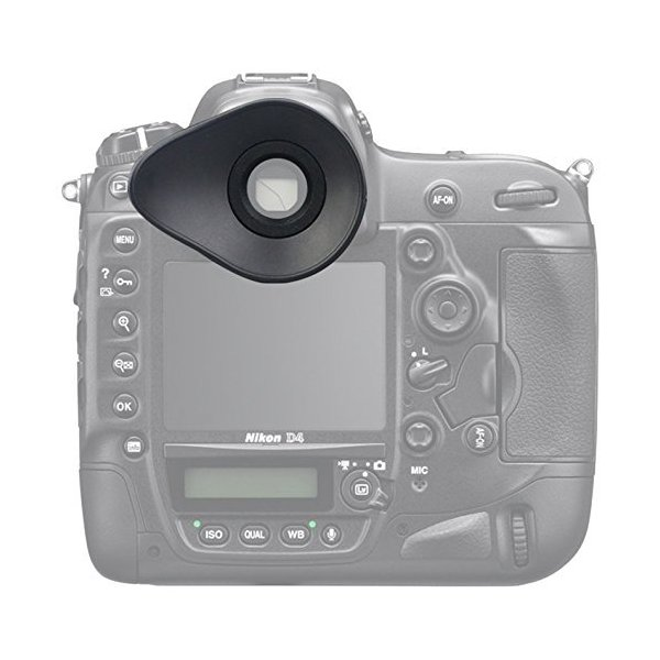 JJC アイカップ Nikon D5 D850 Df D800E D800 D810A D810 D500 D4 D4S D3X D3 D3S 対応