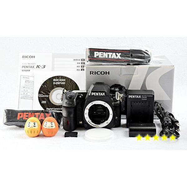 中古 カメラ デジタル一眼 ペンタックス PENTAX K-3 Body ボディ