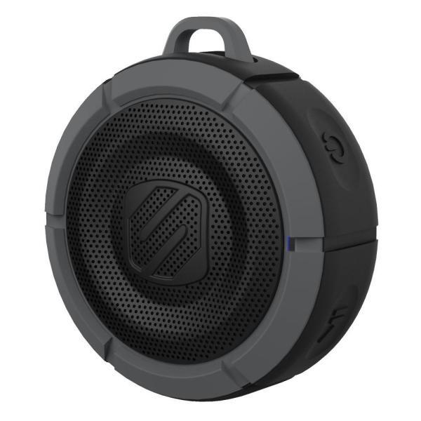 SCOSCHE BoomBuoy 水に浮く Bluetoothワイヤレススピーカー ブラック