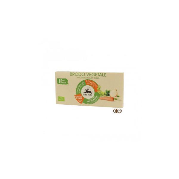 アルチェネロ 有機野菜ブイヨン キューブタイプ 100g 24個セット C5-55(同梱・代引き不可)
