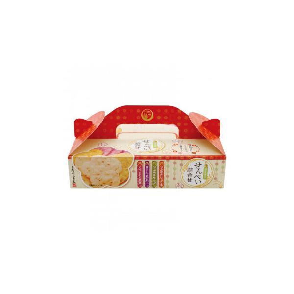 金澤兼六製菓 ギフト せんべい詰合せBOX 10枚入×40セット BTB-5(同梱・代引き不可)
